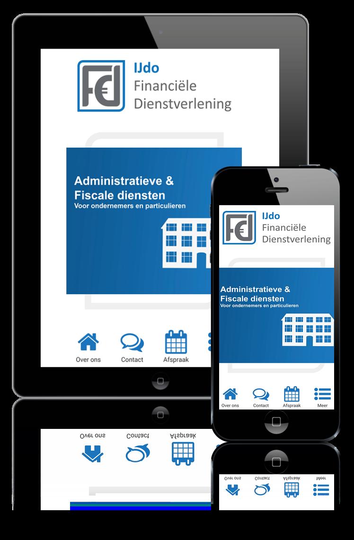 App van uw administratiekantoor uit Maassluis en Oudewater in de appstore